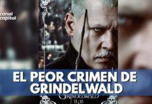 Película Crimen de Grindelwald
