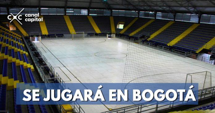 Bogotá sede Copa Davis