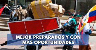 recicladores de Bogotá