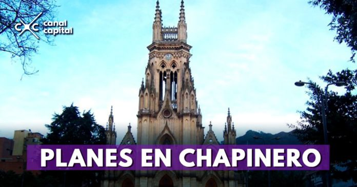 planes Chapinero