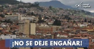 Atención! Falsos certificados de estrato están llegando a las viviendas de Bogotá