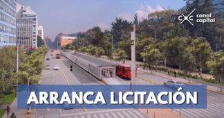 Se abre la licitación para la construcción de TransMilenio por la Cra. 7ª.