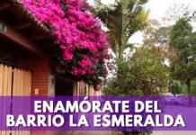 La Esmeralda, el barrio tesoro de Teusaquillo