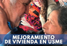 Familias de Usme reciben mejoramiento de vivienda