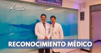 Cirujanos plásticos del Hospital Simón Bolívar son reconocidos por avance médico