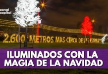 parques de Bogotá mejor iluminados