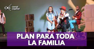 Disfrute de la Navidad teatral en Bogotá