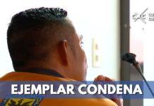 condena abusador