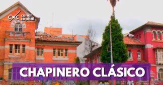 casonas de Chapinero