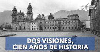 cronistas de Bogotá
