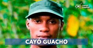 muere alias Guacho