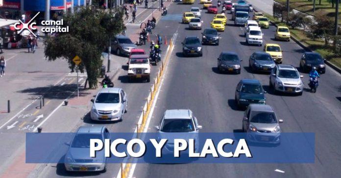 Desde el 26 de diciembre se levanta el Pico y Placa para vehículos particulares
