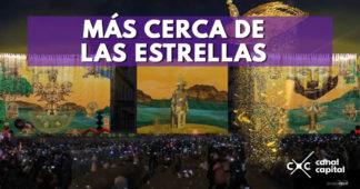 Más cerca de las estrellas, el show de Navidad que se vivirá por las pantallas de Canal Capital