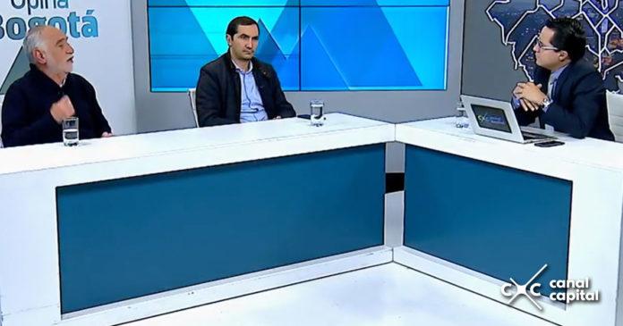 Debate sobre Ley de Financiamiento