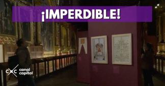 """Visite la exposición """"La ciudad en fiesta"""" en el Museo Santa Clara"""
