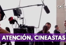 Abiertas las convocatorias del Fondo para el Desarrollo Cinematográfico