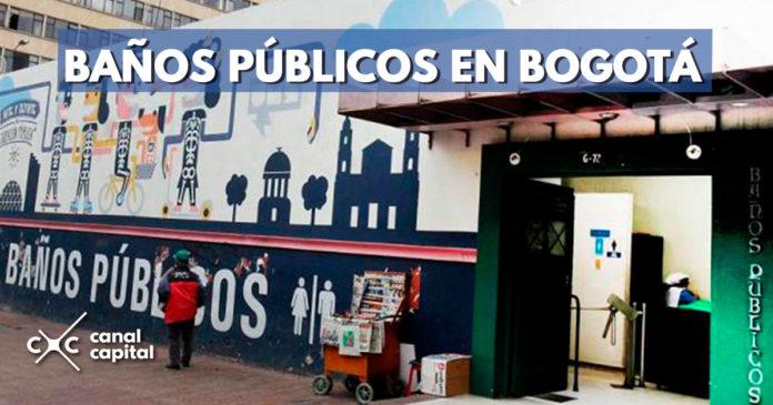Alcaldía de Bogotá implementará plan piloto para baños públicos