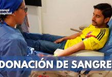 Participe en la primera jornada de donación de sangre de 2019