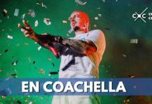 J Balvin se presentará en Coachella