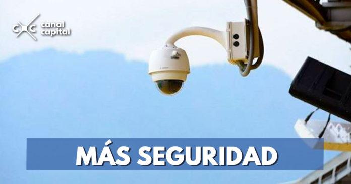 Bogotá, diez veces más videovigilada que hace tres años