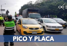 ¡Pilas! Volvió el Pico y Placa a Bogotá
