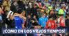 En Fotos: hinchas de Santa Fe y Millonarios volvieron a mezclarse en El Campín