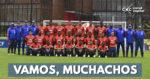 Selección Colombia Sub 20, lista para debut en el Sudamericano