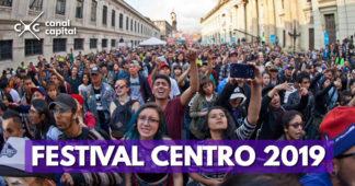 Esta es la programación, por días, del Festival Centro 2019