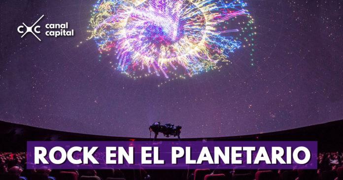 El Hall de la Fama del rock llega al Planetario de Bogotá