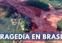 Ruptura de presa minera en Brasil deja al menos 200 desaparecidos