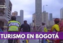 Así es el trabajo de los guías turísticos en Bogotá