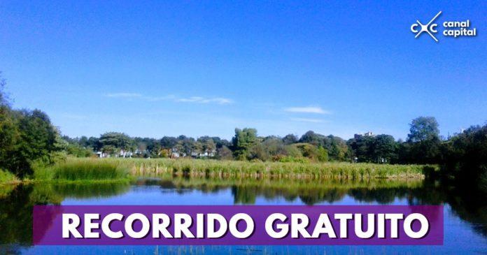 Participe en la caminata recreodeportiva al humedal Santa María del Lago