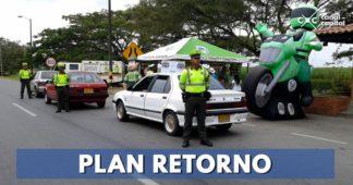 Plan retorno se pone en marcha en todo el país