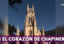 El histórico barrio Lourdes en Chapinero