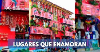 Pueblos más lindos de Colombia