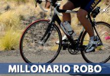 robo ciclistas