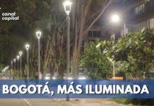 80.000 luminarias LED modernizan el alumbrado público de Bogotá