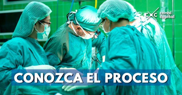 como se donante de organos