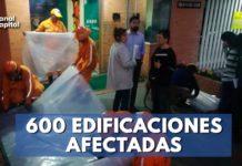 Avanza inventario de viviendas afectadas por atentado en Escuela General Santander