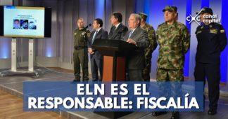 Eln es el responsable de atentado contra la Escuela General Santander: Fiscalía