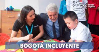 Primer centro de inclusión social