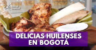comida Huila en Bogotá