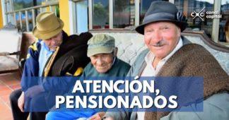 aportes pensionados