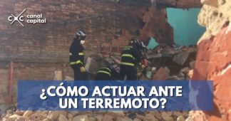 como actuar terremoto
