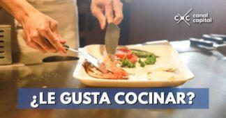 buscan auxiliar de cocina en Bogotá