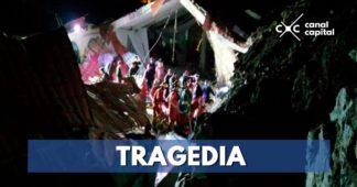 derrumbe de hotel en perú deja 15 muertos
