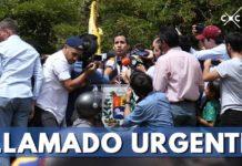 Juan Guaidó hace llamado a Michelle Bachelet
