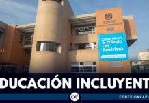 educación incluyente en Bogotá
