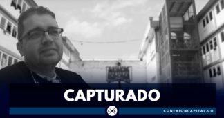 Capturado César Ceballos
