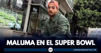 Maluma Super Bowl